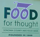 Food for Thought - Sonoma County AIDS Food Bank